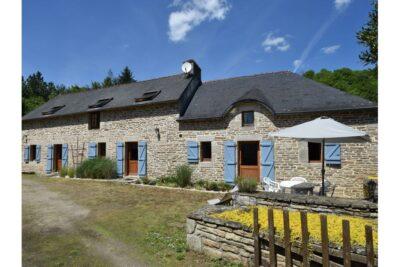 Natuurhuisje in Bannalec 56188 - Frankrijk - Bretagne - 7 personen