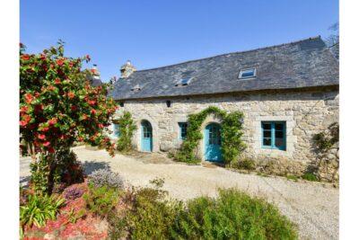 Natuurhuisje in Huelgoat 30930 - Frankrijk - Bretagne - 4 personen