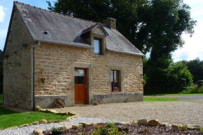 Natuurhuisje in Ploerdut 30194 - Frankrijk - Bretagne - 2 personen