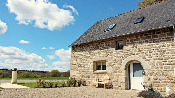 Natuurhuisje in Ploerdut 30403 - Frankrijk - Bretagne - 4 personen