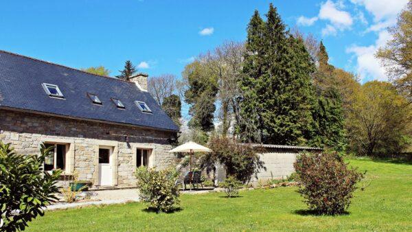 Natuurhuisje in Ploerdut 31387 - Frankrijk - Bretagne - 4 personen