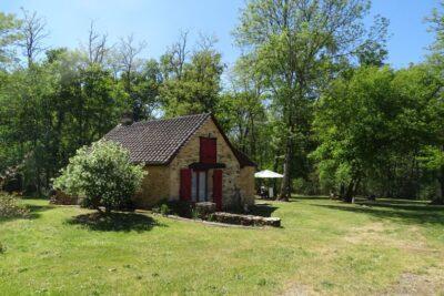 Natuurhuisje in Fajoles 30730 - Frankrijk - Midi-pyreneeën - 2 personen