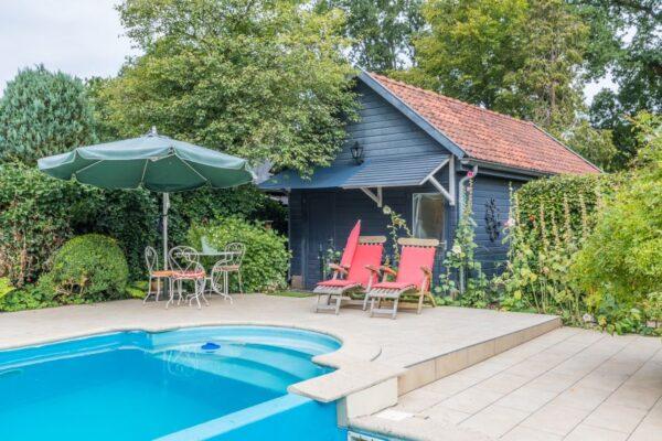 Natuurhuisje in Den dolder 25552 - Nederland - Utrecht - 2 personen