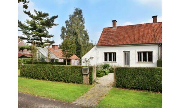 Natuurhuisje in Wingene 16292 - België - West-vlaanderen - 6 personen