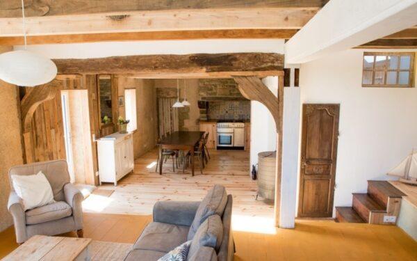 Natuurhuisje in Plouhinec 35581 - Frankrijk - Bretagne - 6 personen