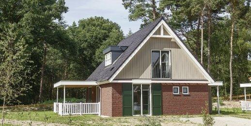 Landal De Vers | 8-persoonslandhuis - luxe | type 8L | Overloon