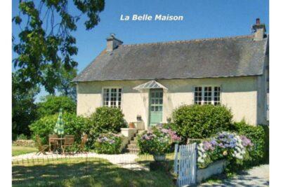 Natuurhuisje in Plessala 27032 - Frankrijk - Bretagne - 4 personen