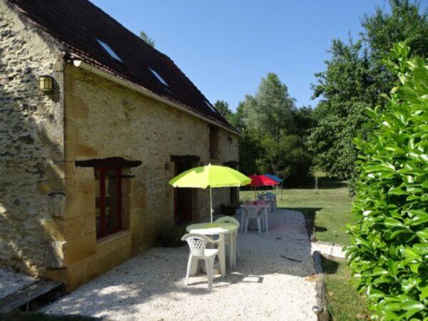 Natuurhuisje in Fajoles 30731 - Frankrijk - Midi-pyreneeën - 4 personen