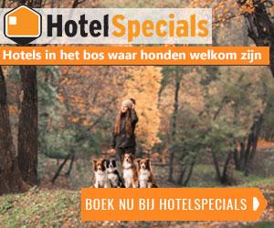 HotelSpecials.nl honden hotels in het bos